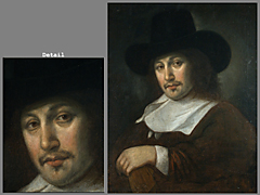 Salomon de Bray 1597 - 1664, zug.
