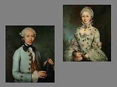 Joachim Martin Falbe 1709 - 1782