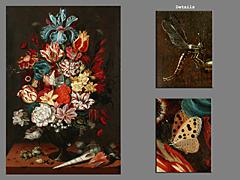 Detailabbildung: Ambrosius Bosschaert d. J.
