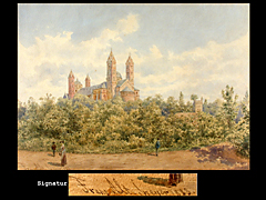 Franz Alt 1821 Wien - 1914 Wien