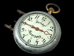 Uhren-Ausleger