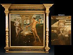 Detailabbildung: Friedrich Stahl 1863 München - 1940 Rom