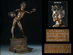 Vincenzo Gemito 1852 - 1929 Neapel