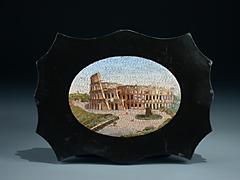 Mosaik-Paperweight