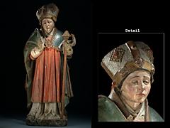 Gotischer Bischof