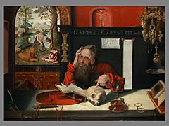 Joos van Cleve 1485 - 1540, Schule