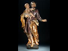 Hl. Josef mit dem Kind