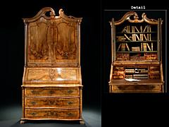 Schreibschrank des 18. Jahrhundert