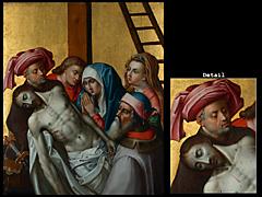 Hugo van der Goes, Nachfolge Um 1440 Gent – 1482 Brüssel