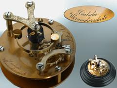 Gangmodell mit Wippen-Chronometer-Hemmung Glashütte um 1910