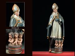 Bischof Nikolaus von Myra