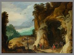 Josse de Momper d.J., 1574 - 1635