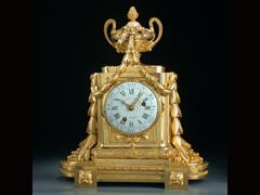 Bedeutende Louis XVI-Uhr von Charles le Roy (Roi), Paris um 1780