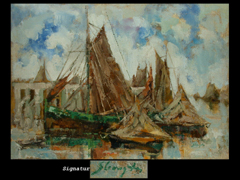 Max Slevogt, 1868 Landshut - 1932 Neukastell