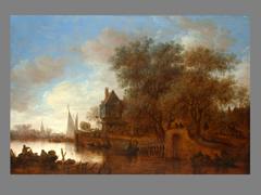 Jan van Goyen, 1596 - 1656