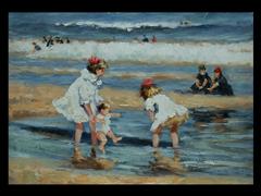 Belgischer Maler des 20. Jhdts.
