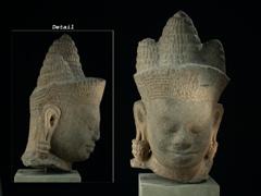 Khmer-Kopf