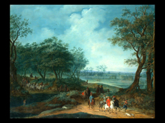 Franz Christph Janneck, 1703 - 1761