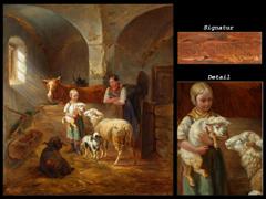 Benno Adam, 1812 München - 1892 Kehlheim