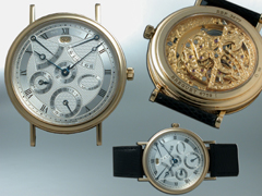 Breguet Herrenarmbanduhr der Classique-Collection Grande Complication