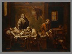Nicolas Poussin,  1594 - 1665, in der Art von