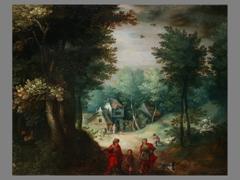 Paul Bril, 1554 - 1626, Umkreis