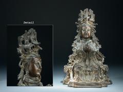 Feiner Ming-Buddha