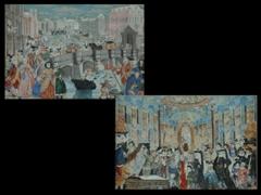 Venezianischer Maler des 18. Jhdts.