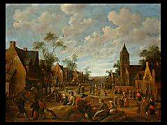 Joost Cornelisz Droochsloot 1586 - 1666, in der Art von