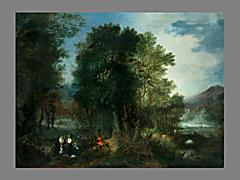 Roelant Savery 1576 - 1639, zug.