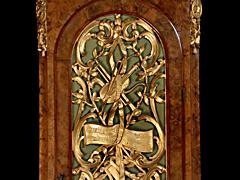 Detail images: Holländische Standuhr mit selten vielen Funktionen vom Meister Rotgerus van Meurs