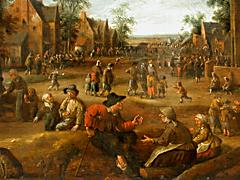 Detail images: Joost Cornelisz Droochsloot 1586 - 1666, in der Art von