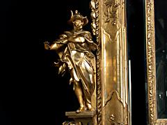 Detail images: Bedeutender venezianischer Spiegel
