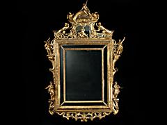 Bedeutender venezianischer Spiegel