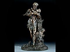 Silenus und Bacchus