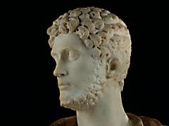 Detail images: Büste eines römischen Herrschers