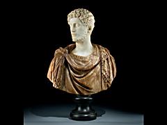 Büste eines römischen Herrschers