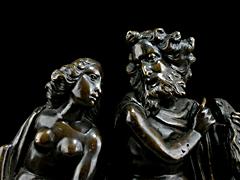 Detail images: Zeus und Hera
