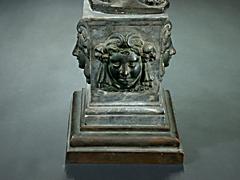 Detail images: Männliche Statue