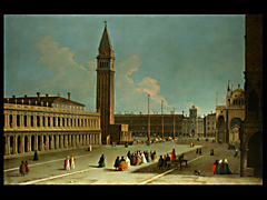 Detailabbildung: Giovanni Antonio Canal, Canaletto 1697 - 1768, Umkreis