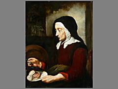 Nicholaes Maes 1634 - 1693, in der Art des