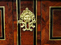 Detail images: Louis XIV-Kommode
