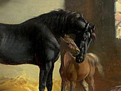 Detail images: Benno Adam 1812 - 1892