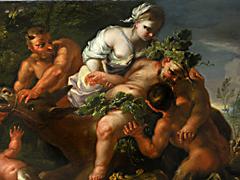 Detail images: Antonio Molnari 1655 - 1704, zug.