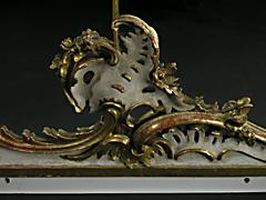 Detail images: Großer Wandspiegel