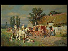 Detail images: Wilhelm Velten 1847 - 1929