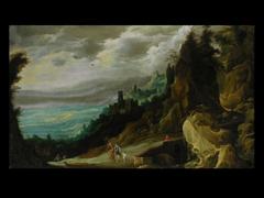 Josse de Momper 1564 – 1635 Antwerpen und Hans Jordaens III 1595 – 1643 Antwerpen