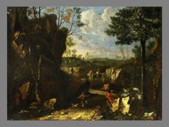 Italienischer Maler des 17./18. Jhdts.