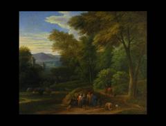 Adriaen Boudewyns und Peeter Bout 1644 - 1711 bzw. 1658 - 1719