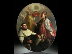 Spanischer Maler des 17./18. Jhdts.